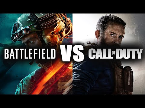 Battlefield Vs Call of Duty  Which Series is better?