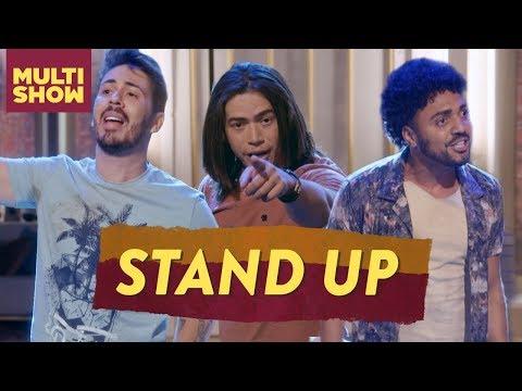 Whindersson Tirullipa Carlinhos Maia e os STAND UPS da semana 😂  Os Roni  Humor Multishow