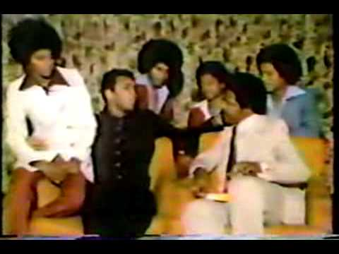 1977 interview of muhammad Ali with The Jackson 5 Part 1