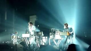 Soulwax @ Paris, Grande Halle de la Villette - 23.12.2009