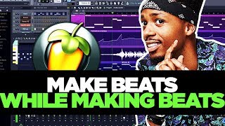FL Studio Tips & Tricks: THE CRAZIEST FL STUDIO HACK EVER INVENTED 🔥  (INSANE!)