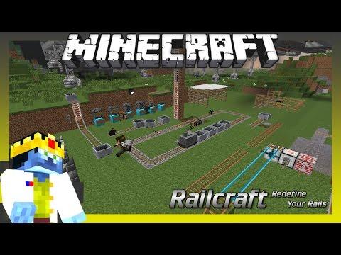 Railcraft 1.7.10 Tutorial