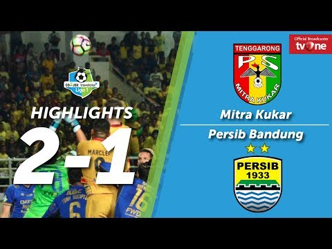 Mitra Kukar vs Persib Bandung: 2-1 All Goal & Highlights