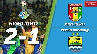 Download Video Mitra Kukar vs Persib Bandung: 2-1 All Goal & Highlights MP3 3GP MP4