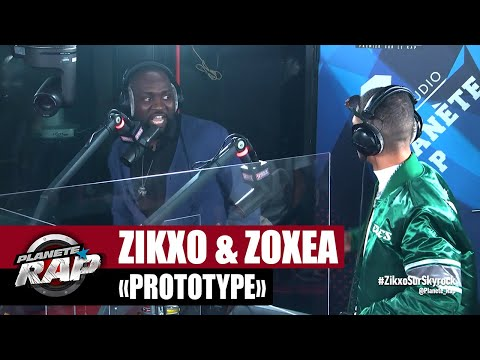 Youtube: [Exclu] Zikxo«Prototype» ft Zoxea #PlanèteRap