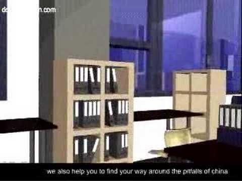 3D virtual office tour Shanghai