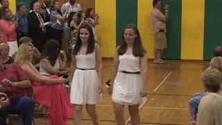 Mountainside, NJ Deerfield Graduation 2013