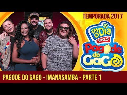 Imaginasamba - Pagode do Gago (Parte 1)