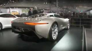 Jaguar New Delhi Auto Expo 2012 Video