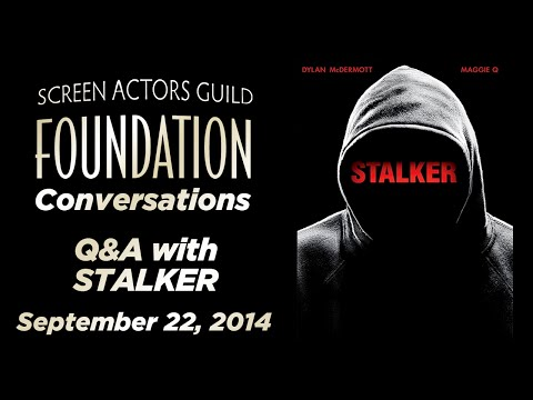 Conversations with Maggie Q and Dylan McDermott of STALKER