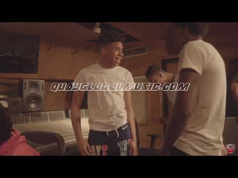 The Cook Up Vlog Episode 4: Studio Session 2 Featuring NLE Choppa