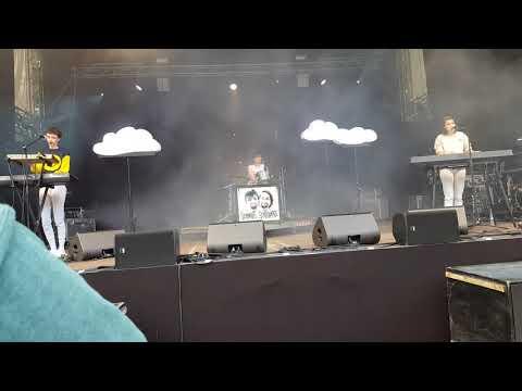 Schnipo Schranke - Murmelbahn LIVE beim MAMF 02.09.2017