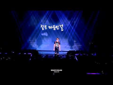 150801 틴탑 콘서트 엘조 솔로무대 To.Angel