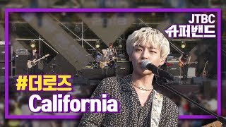 Gambar cover The Rose (더 로즈) - California/ JTBC Superband (슈퍼밴드)