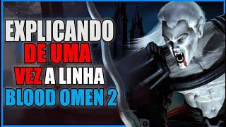 Saga: Legacy of Kain Blood Omen 2, A resposta que você tanto queria sabe. Especial