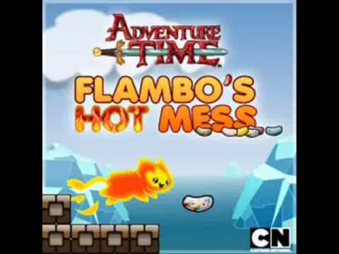 Adventure Time - Flambo's Hot Mess mp3 Music