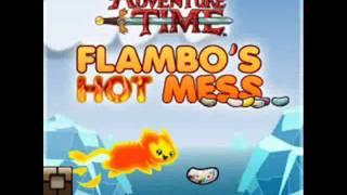 Adventure Time - Flambo