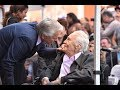 Michael Douglas Tears Up Over Dad Kirk, 101, at Walk of Fame Ceremony: 'So Proud to Be Your Son' - 2