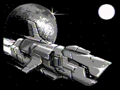 Desire's Arsantica 3 demo for Atari 800 XL with 64kb
