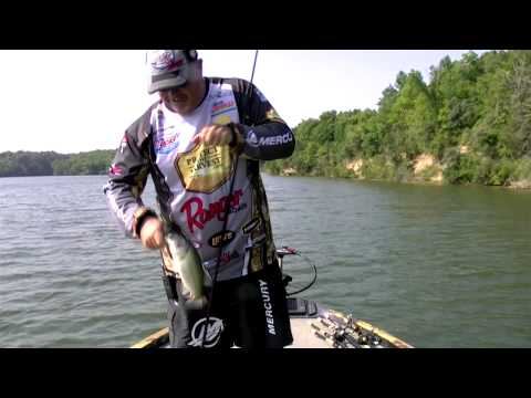 Deep Grass Jigging in Central Illinois with John Murray