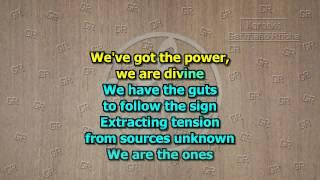 Helloween - Power (Karaoke)