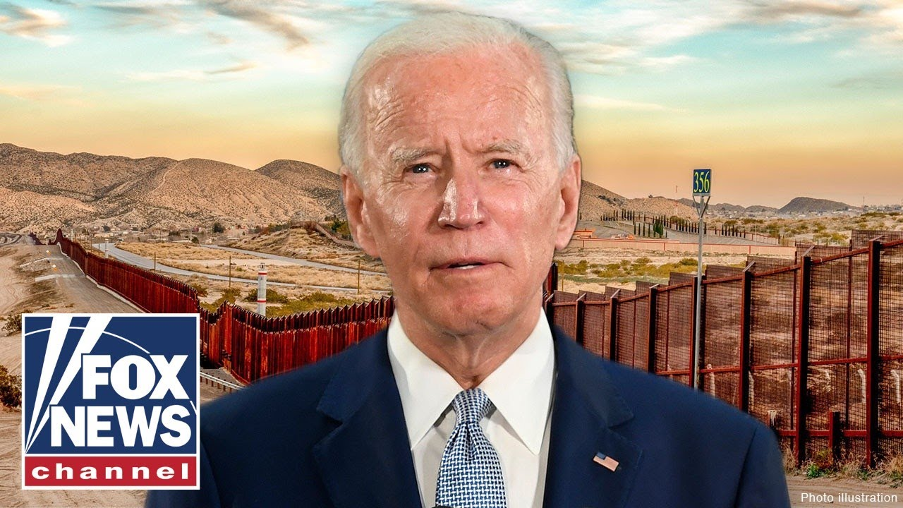 Download 'The Five' blast Biden for vacationing while border crisis explodes