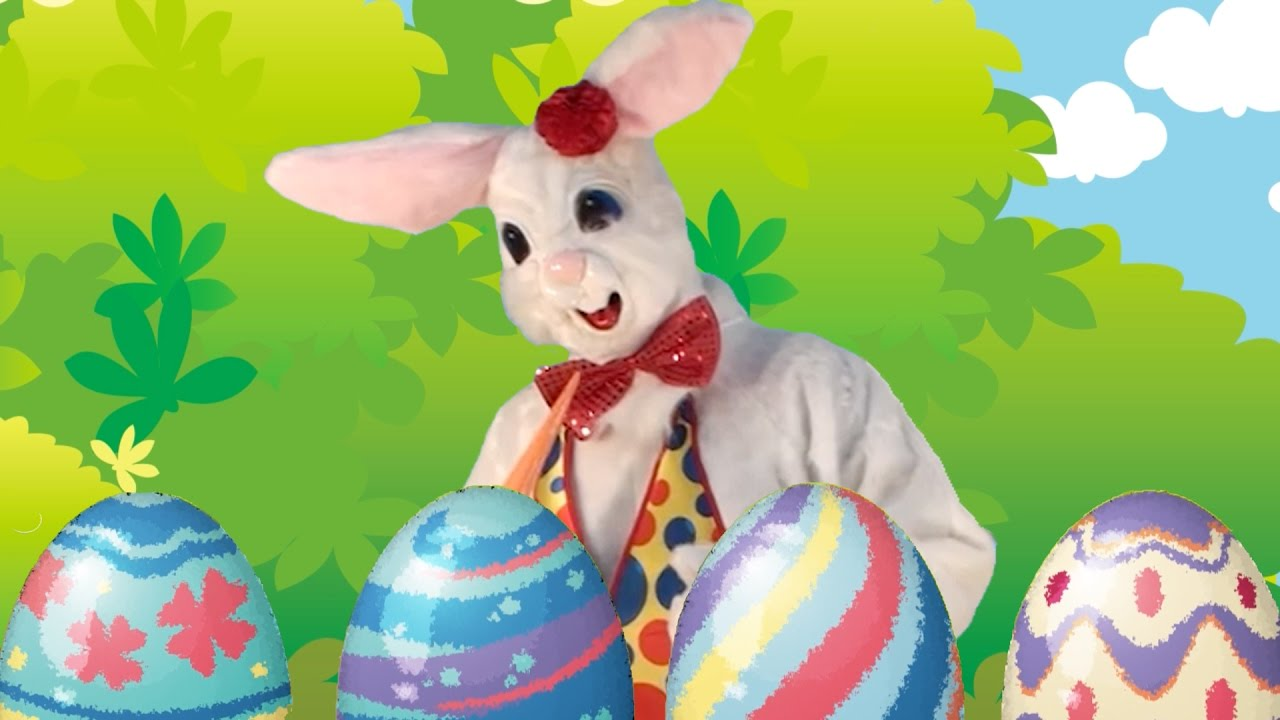 here comes the easter bunny easter songs for kids youtube