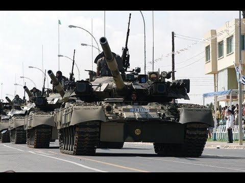 Κύπρος – Παρέλαση 1ης Οκτωβρίου 2017 - Cyprus Military Parade 2017 [HD]