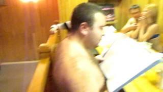 сауна днюха блондина(, 2011-12-20T03:49:07.000Z)
