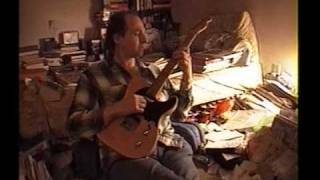 Ted Greene Guitar Lesson  - Watch What H...