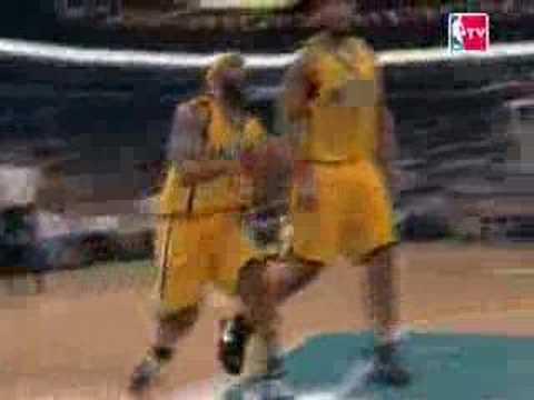 Top 10 Plays of the 07-08 NBA Regular Season(High Quality)