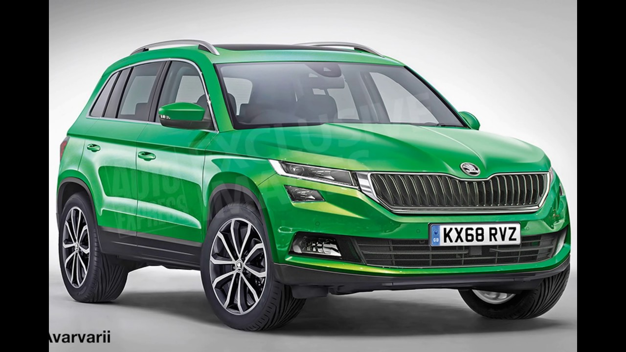 the 2018 skoda yeti new suv youtube. Black Bedroom Furniture Sets. Home Design Ideas