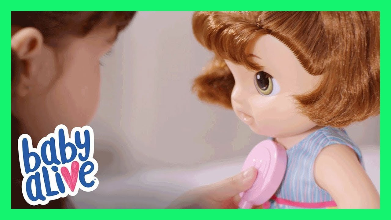 Baby Alive Sweet Tears Baby Doll Official Tv