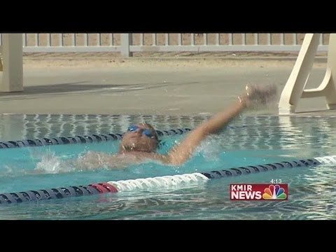 Your Health Matters:  Swimming