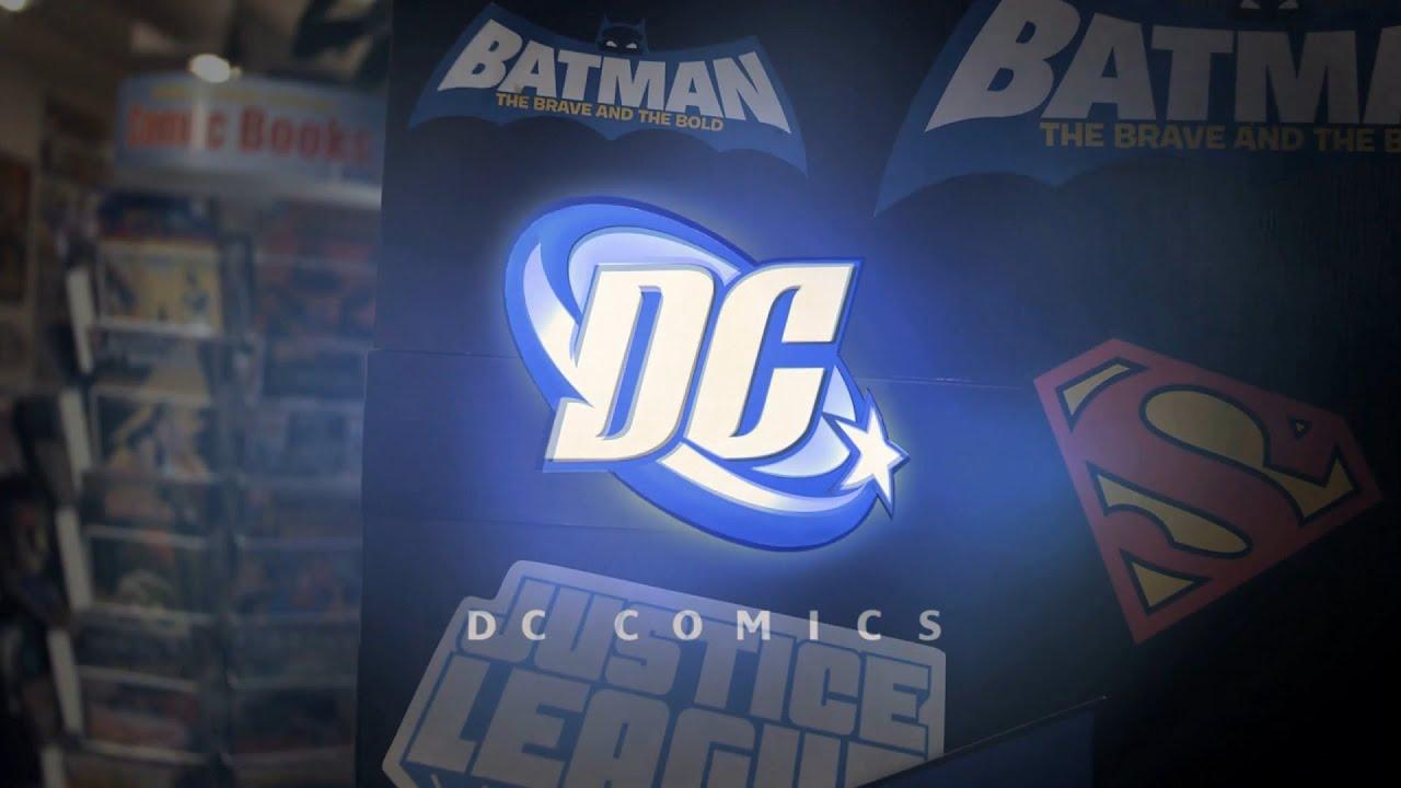 Download Opening Logos - DC Showcase (short films)
