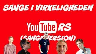 Sange I Virkeligheden Youtubers Sange Version
