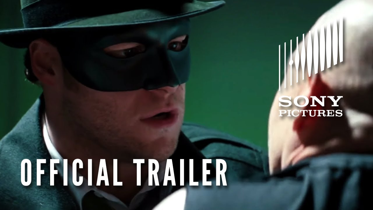 Watch The Official The Green Hornet Trailer In Hd Youtube