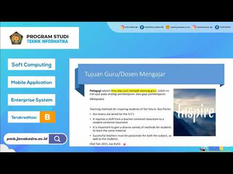 Webinar Informatic Talks