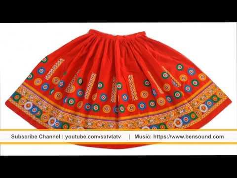 chaniya choli latest design ideas for navratri garba