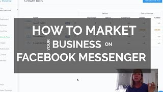 How to Market Your Business With Facebook Messenger