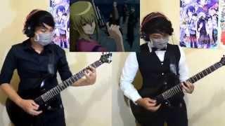 [ 銀魂ED ] Gintama ED - Wo Ai Ni - Hitomi Takahashi feat. Beat Crusaders Guitar Cover