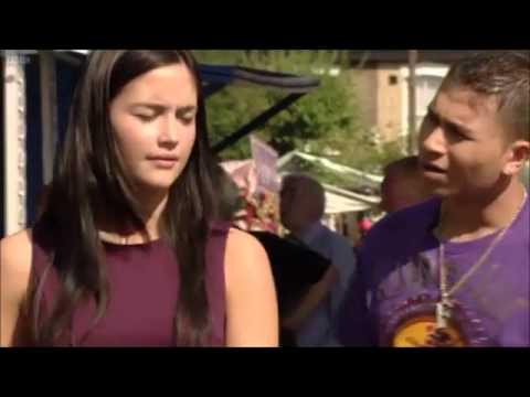 Lauren Scenes Eastenders 18 September 2012