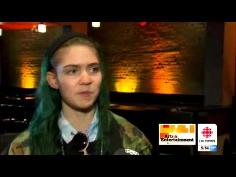 Grimes headlines Pop Montreal