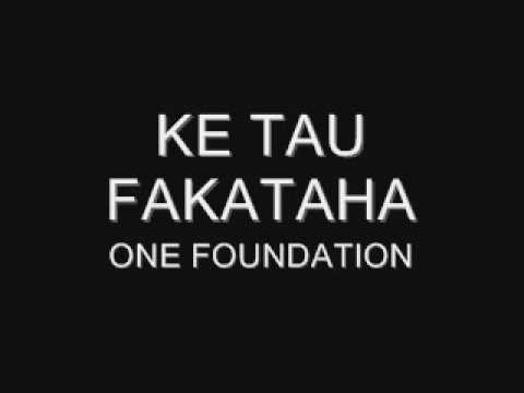 Tongan Ke Tau Fakataha