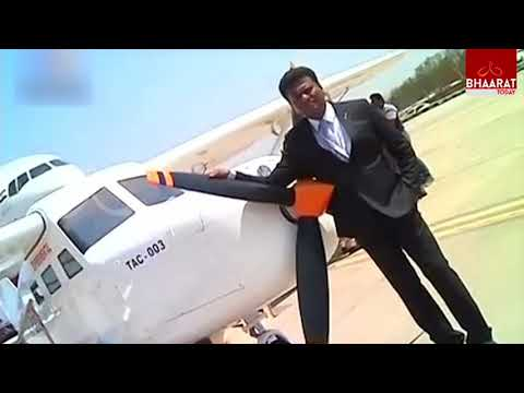 Pilot Amol Yadav Gets His Indigenous Aircraft Registration | Special Story | Bhaarat Today