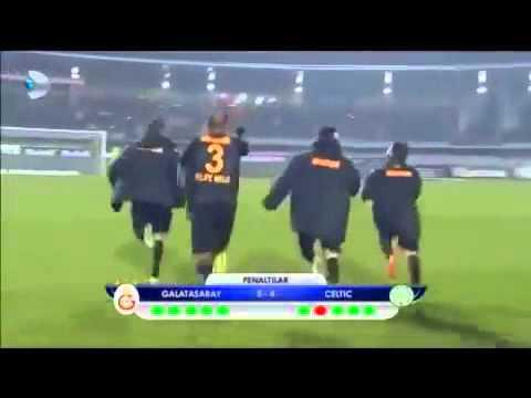 Sneijder kazanılan kupaya Türk gibi sevindi