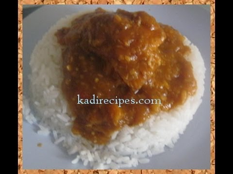 Eggplant stew african food recipe youtube forumfinder Image collections