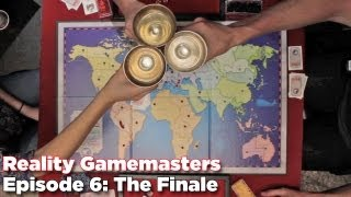 Reality Gamemasters Ep #6: Clash of the Nerd Titans | Survivor & Big Brother Stars Playing RISK