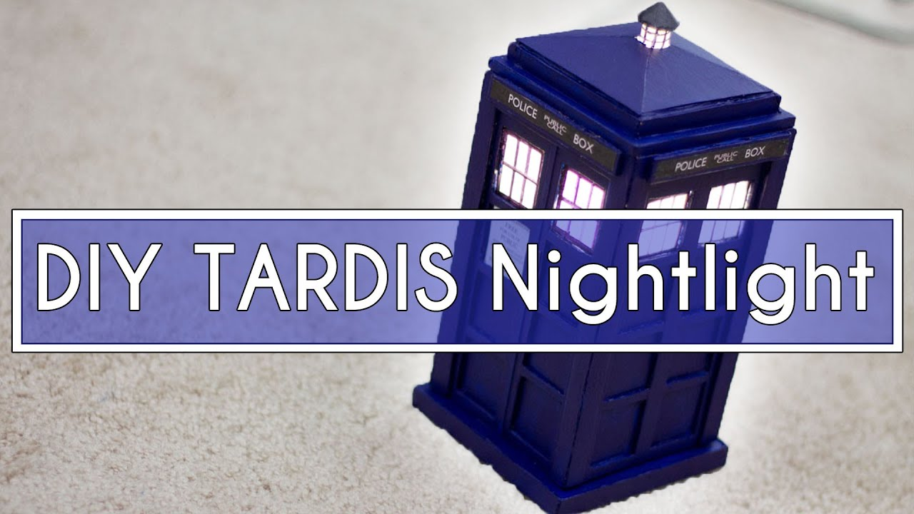 doctor who tardis diy - photo #41