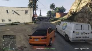 Grand Theft Auto V CEO Job
